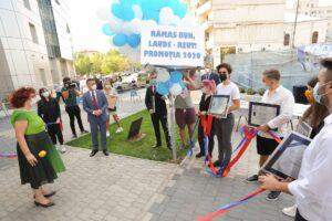 Laude-Reut deschidere an scolar 2020